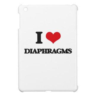 I love Diaphragms iPad Mini Cover