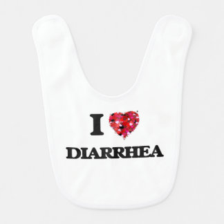 I love Diarrhea Baby Bibs