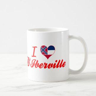 I Love D'Iberville, Mississippi Coffee Mug