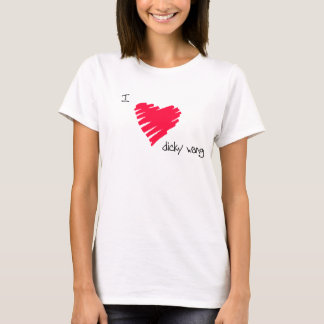 I love dicky wang! T-Shirt