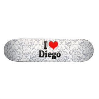 I love Diego Skate Boards