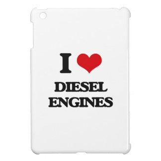 I love Diesel Engines iPad Mini Case