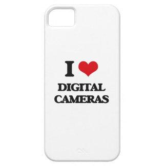 I love Digital Cameras iPhone 5 Covers