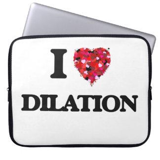I love Dilation Laptop Sleeve