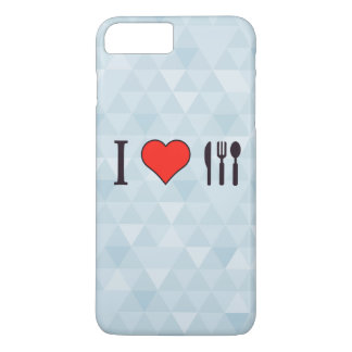 I Love Dining Out iPhone 8 Plus/7 Plus Case