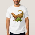 I Love Dinosaurs Adult T-Shirt