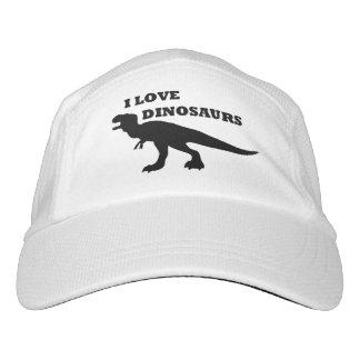 I Love Dinosaurs Headsweats Hat