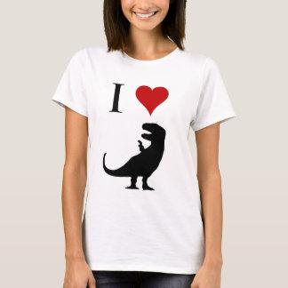 I Love Dinosaurs - T-Rex T-Shirt