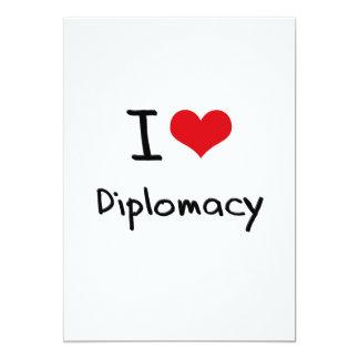 I Love Diplomacy Cards