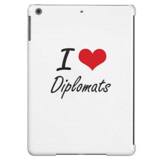 I love Diplomats iPad Air Covers