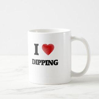 I love Dipping Coffee Mug