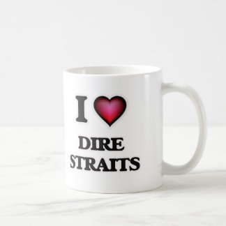 I love Dire Straits Coffee Mug