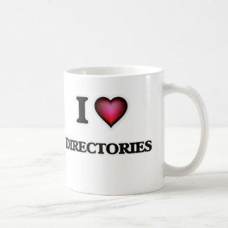 I love Directories Coffee Mug