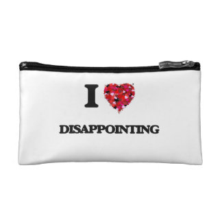 I love Disappointing Makeup Bags