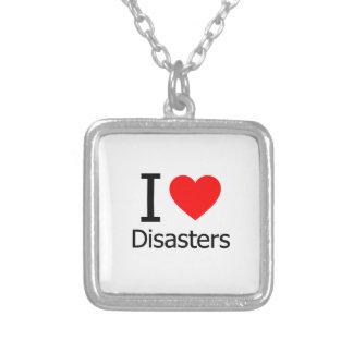 I Love Disasters Custom Jewelry
