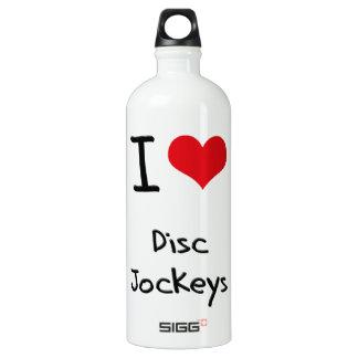 I Love Disc Jockeys SIGG Traveler 1.0L Water Bottle