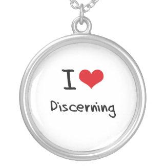 I Love Discerning Jewelry