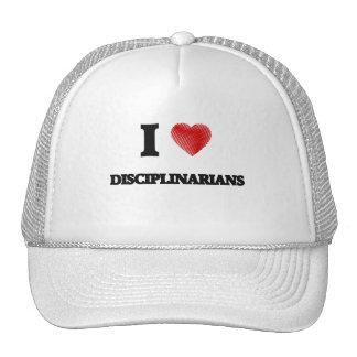 I love Disciplinarians Trucker Hat