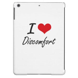 I love Discomfort iPad Air Case