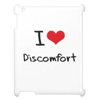I Love Discomfort iPad Covers
