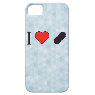 I Love Discount Coupons iPhone SE/5/5s Case