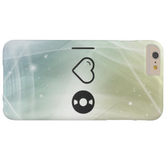 I Love Discs Discos Barely There iPhone 6 Plus Case