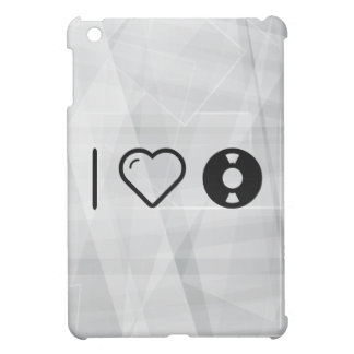 I Love Discs Discos iPad Mini Cover