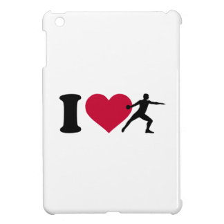 I love Discus throw iPad Mini Case