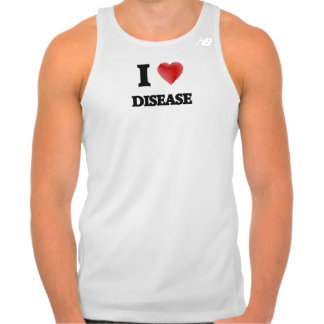 I love Disease Tank Top