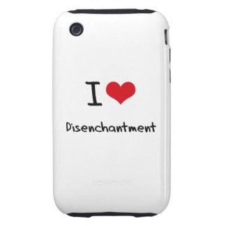 I Love Disenchantment Tough iPhone 3 Case