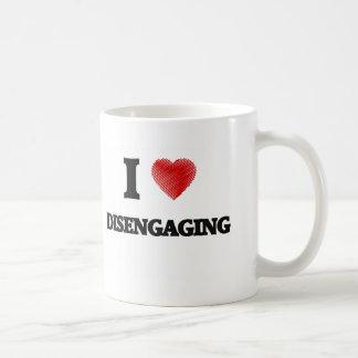 I love Disengaging Coffee Mug