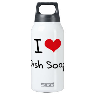 I Love Dish Soap SIGG Thermo 0.3L Insulated Bottle
