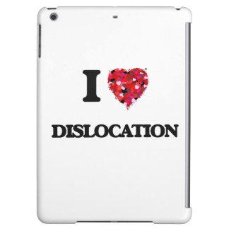 I love Dislocation iPad Air Case