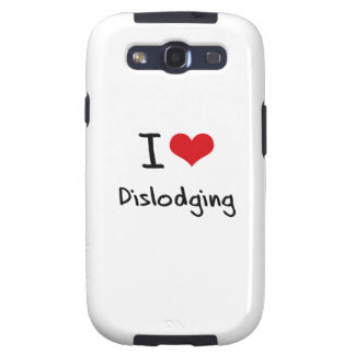 I Love Dislodging Galaxy SIII Cover