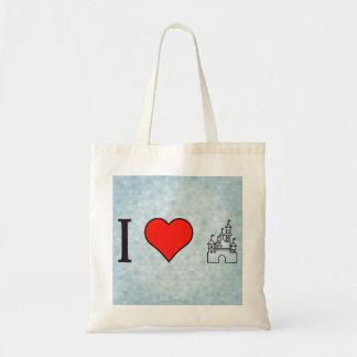 I Love Disneyland Tote Bag