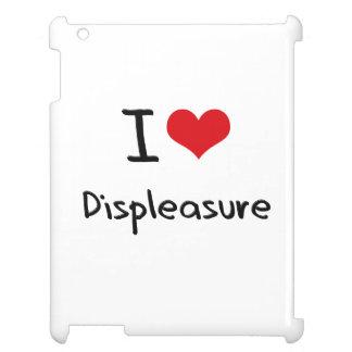 I Love Displeasure iPad Covers