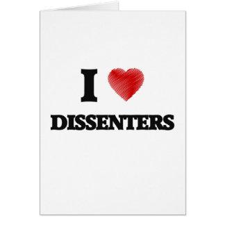 I love Dissenters Card