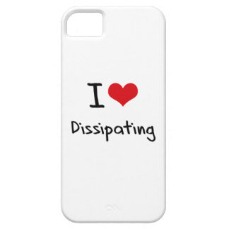 I Love Dissipating iPhone 5/5S Case
