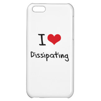 I Love Dissipating Case For iPhone 5C