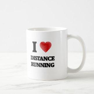 I love Distance Running Coffee Mug