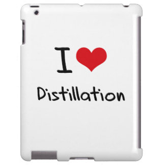 I Love Distillation
