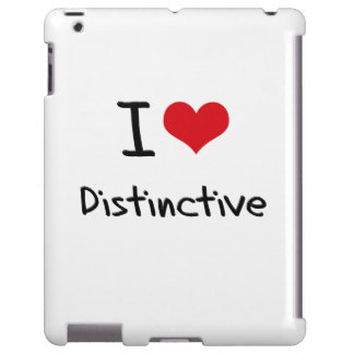 I Love Distinctive