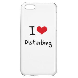 I Love Disturbing Case For iPhone 5C