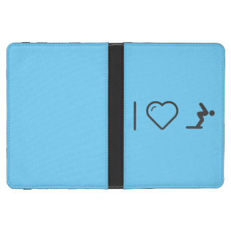 I Love Diver Positions Kindle Touch Case