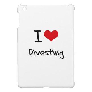 I Love Divesting Case For The iPad Mini