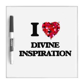 I love Divine Inspiration Dry-Erase Board