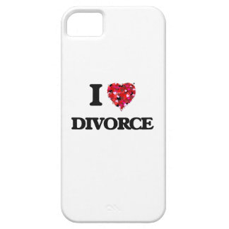 I love Divorce iPhone 5 Case