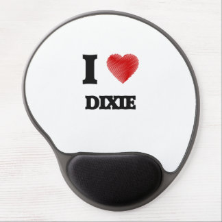 I love Dixie Gel Mouse Pad
