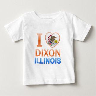 I Love Dixon, IL Shirts