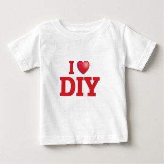 i love diy baby T-Shirt
